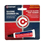 Crosman RMCOIL Silicone Chamber Oil for Break Barrel and PCP Guns