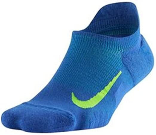 Elite Wool Cushioned Running No Show Socks with Dri-Fit Technology