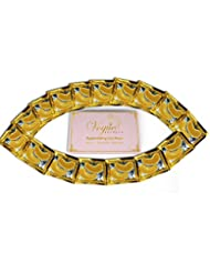 24k Gold Eye Mask - with Collagen by Vogue Effects (15 Pairs), Hyaluronic Acid Treatment for Puffy Eyes, Dark Circles Corrector, Used for Under Eye Bags, Anti Aging Mask Gift for Women & Men