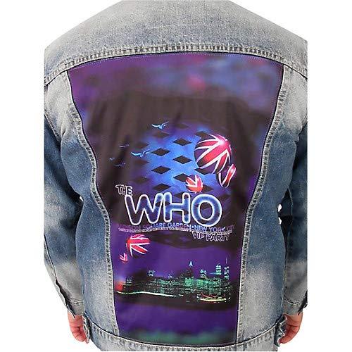 The Who - Madison Square Garden - Boys Denim Jacket