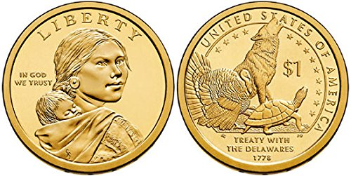 2013 S Sacagawea Native American Proof Dollar PF1