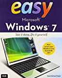 img - for Easy Microsoft Windows 7 book / textbook / text book