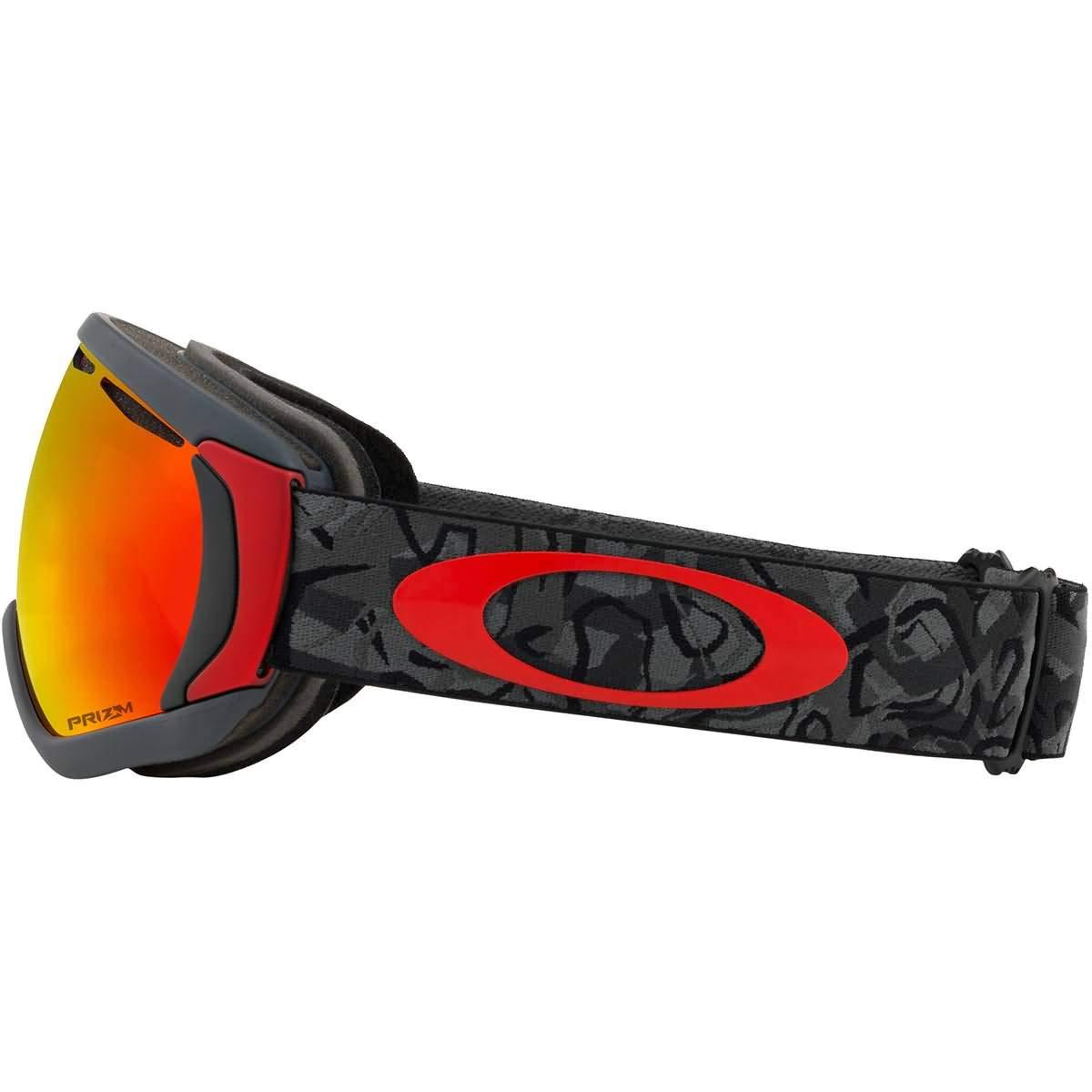 293820082bd8 Amazon.com : Oakley Canopy Snow Goggle, Camo Vine Night, Large : Sports &  Outdoors