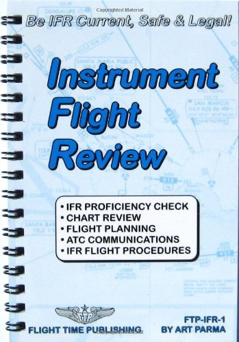 Instrument flight review (Flight bag series) ()