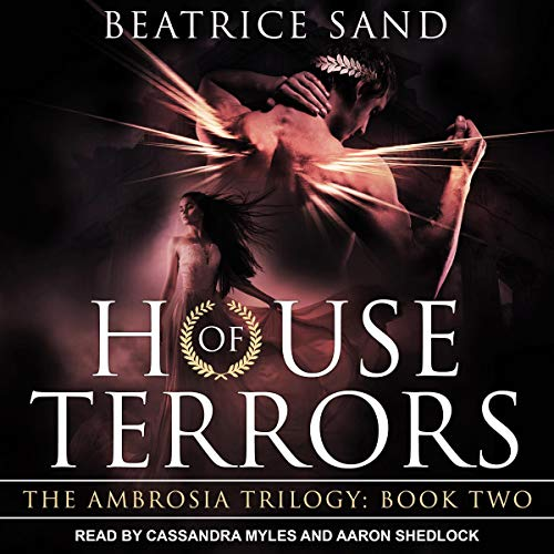 Pdf Science Fiction House of Terrors: Sons of the Olympian Gods: Ambrosia Trilogy Series, Book 2