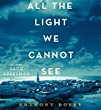 """All the Light We Cannot See[ALL THE LIGHT WE CANNOT SE 13D][UNABRIDGED][Compact Disc]"" av AnthonyDoerr"