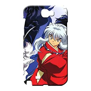 samsung note 2 Abstact Protection Scratch-proof Protection Cases Covers phone skins inuyasha fun time