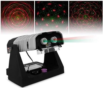 Amazon.com: Laser Crepúsculo Theater Estrella Holograma ...