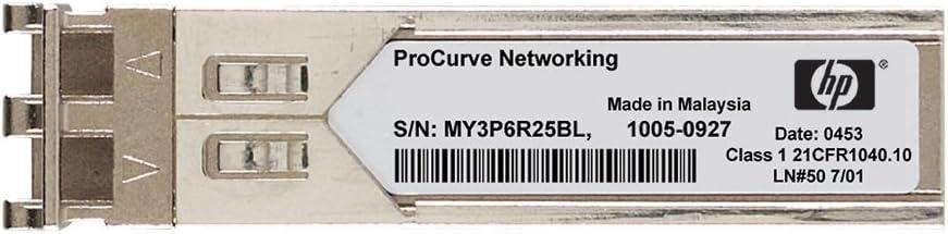 HP JF824A Flexible Interface Card 4 x 10//100Base-TX LAN