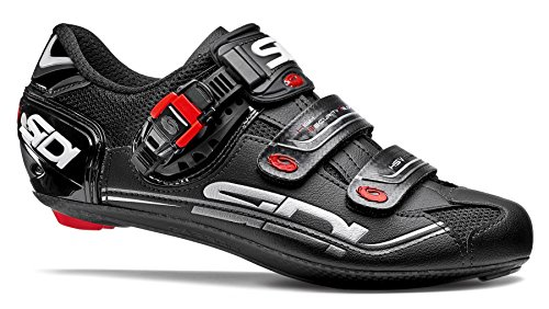 Sidi Genius 7 Road Shoes (EU 43.5, Black)