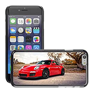 CarCase Slim Case Cover Backcover Frame Shell Apple iPhone 6 PLUS 5.5 inch // porsche gt3 adv1 //