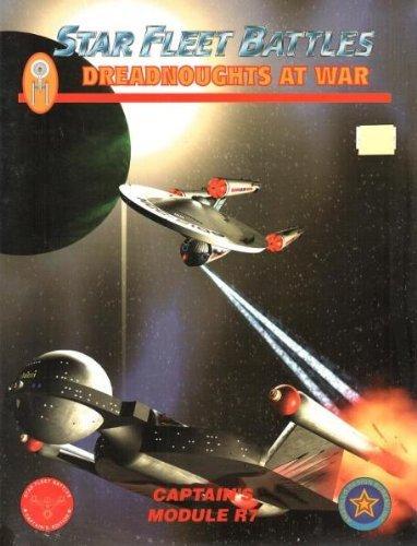 Starfleet Battles - Star Fleet Battles Module R7: Dreadnoughts at War