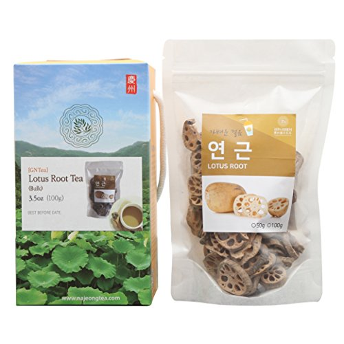 [GNTea] Lotus Root tea (bulk) 3.5oz