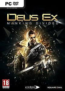 Deus Ex: Mankind Divided (PC DVD)