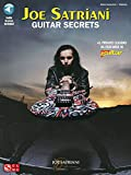 Joe Satriani Guitar Secrets - Book/online audio Edition