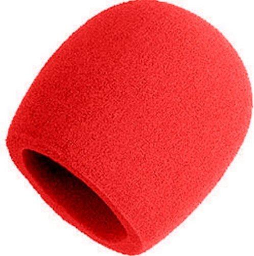 Shure A58WS RED Foam Windscreen Microphones