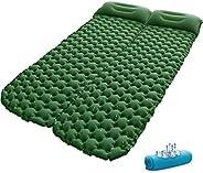 Sleeping Pad Comfortable Camping Mat Ultralight Camp Mattress Outdoor Air Sleeping Bed with Innovation Separat