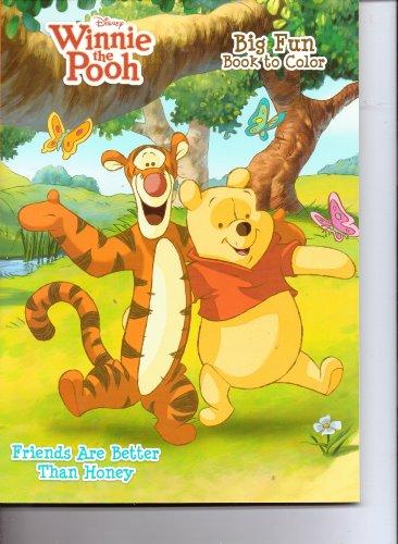Winnie the Pooh Big Fun Book to