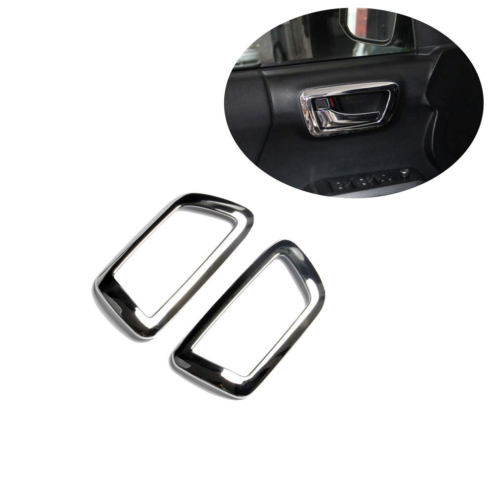 Fit for 2015-2020 TOYOTA Tacoma 2PCS door interior handle Cover Trims Accessories 2016 2017 2018 2019