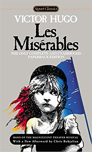 Image result for les miserables book