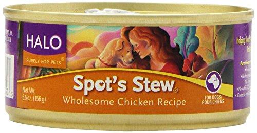 Halo Spot S Stew Variety Cat Food