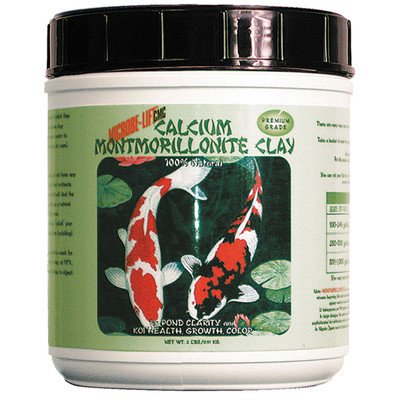 Calcium Montmorillonite Clay Size: 25 lbs by Microbe Lift
