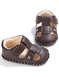 Samber Baby Shoes Baby Sandals Boys Shoes Summer Sandals First Walking Shoes AntiSlip