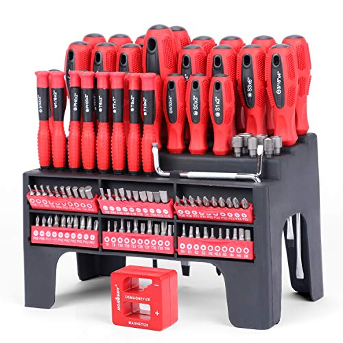 HORUSDY 100-Piece Magnetic...