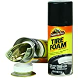 Tire Foam Diversion Can Safe, Hidden Compartment Container for Hiding Money, Jewelry, and Other Valuables (Travel Size)