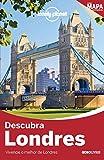 capa de Lonely Planet. Descubra Londres