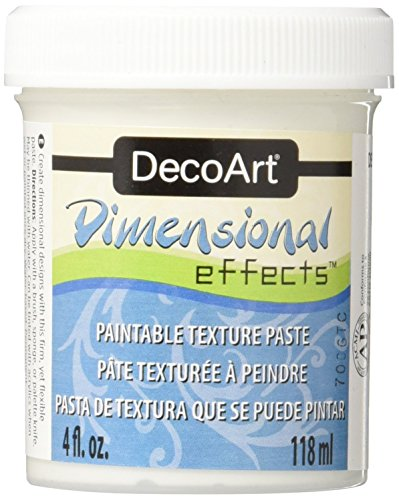 DecoArt DS109C-10 Dimensional Effects, 4-Ounce