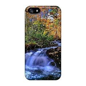 CTw33176kOCQ Snap On Cases Covers Skin For Iphone 5/5s(lovely Cascade)