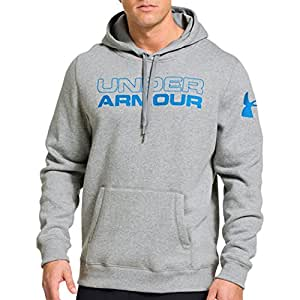Under Armour - Under Armour Hoody - Undisputed - Gray - Large