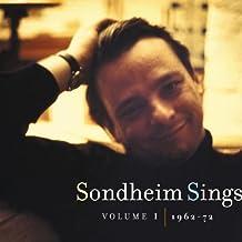 Sondheim Sings (Volume I, 1962-72)