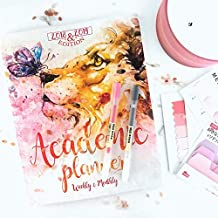 2018-2019 Academic Planner: Best Daily, Weekly, and Monthly Agenda | Organizer | Calendar | Journal for productivity, time management and peace of mind