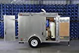 Water Purification Mobile Trailer for village, community or disaster, Kills Virus and Bacteria, Related to Pure2Go