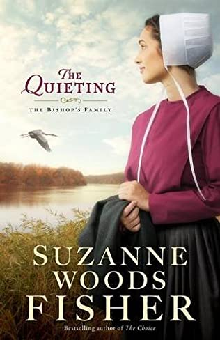 book cover of The Quieting