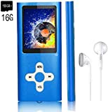 Best MP3 Players - MP3 Player/Music Player,EVASA with a 16 GB TF Review