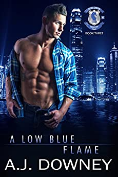 A Low Blue Flame: Indigo Knights Book III by [Downey, A.J.]