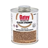Oatey 30753 NSF Listed Primer, Clear, 32-Ounce by Oatey