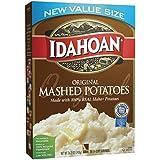 Idahoan Mashed Potatoes, 26.2 OZ (Pack of 8)