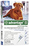 Advantage for Dogs – Over 55 lbs – 4 month supply, My Pet Supplies