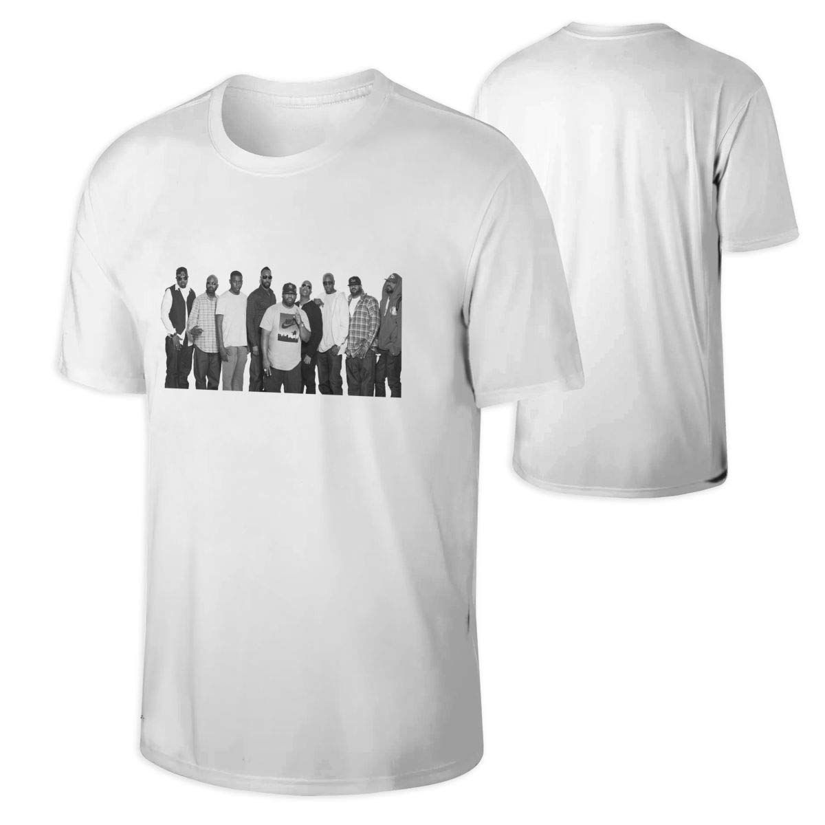 Wu Tang Clan Short Sleeve Crewneck Soft And Comfortable 3040 Shirts
