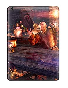 CDbvyMg6673WnDtZ Case Cover The Witcher Ipad Air Protective Case