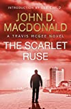 Front cover for the book The Scarlet Ruse by John D. MacDonald