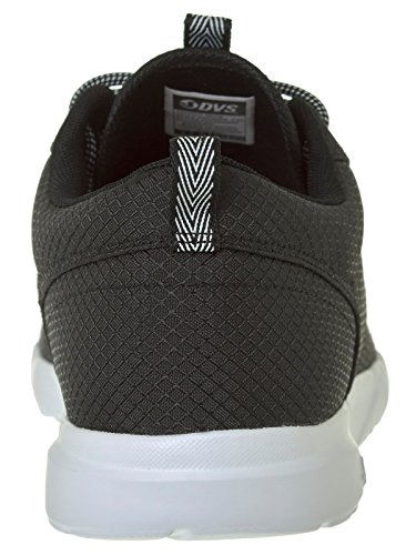 Mesh 2 Premier Black White 0 Men's Skateboarding Shoe DVS RvnxUU