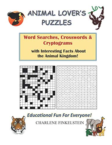 Animal Lover's Puzzles (Nature Series)