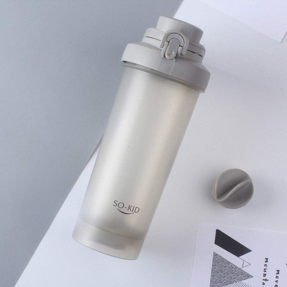 yylikehome Botella de proteína en Polvo Botella de Agua ...