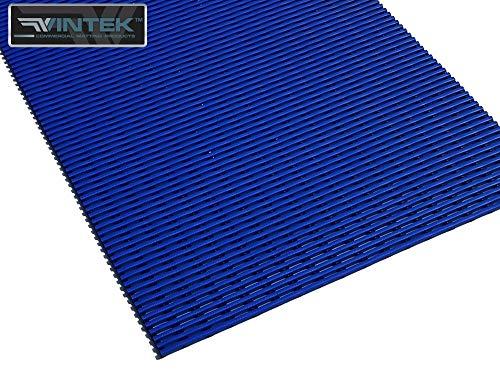 - VinGrate Mat Wet Area Floor Matting for Swimming Pool Shower/Locker Room Bathroom Sauna SPA 4-Way Water Drain Indoor/Outdoor Use 3/8