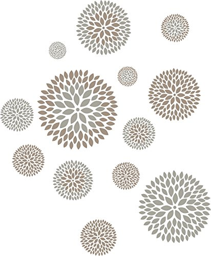 WallPops WPK1752 Starburst Applique